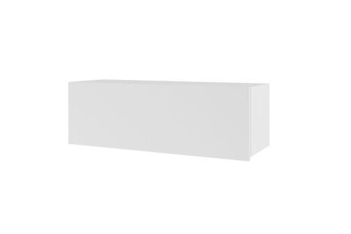 Półka wisząca CALABRIA CL1 biała