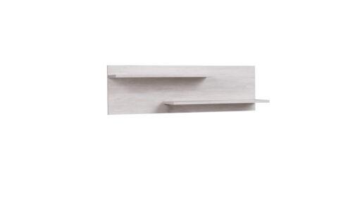 Półka wisząca DENVER DV14 biała