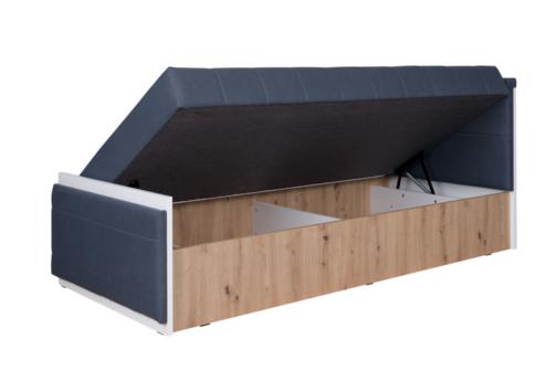 Łóżko z pojemnikiem IWA IW6