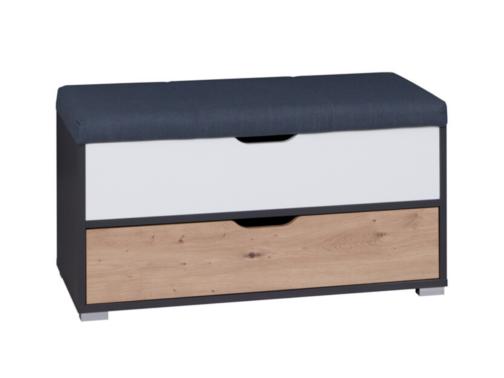 Kufer IWA IW4 z siedziskiem i szufladą