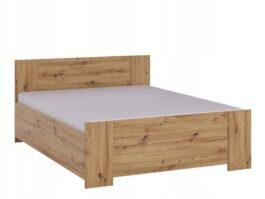 Łóżko BONO Dąb Artisan