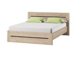 Łóżko DESJO 50 DS16 dąb san remo